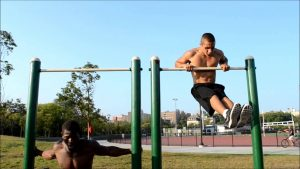 Muscle Up Challenge